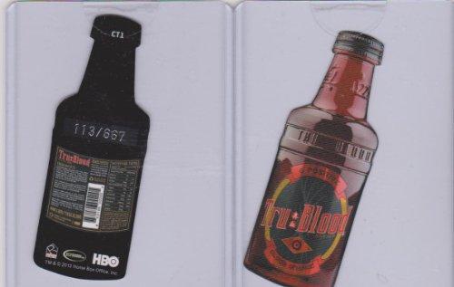 True Blood Premiere Edition Case Topper Card CT1 ()