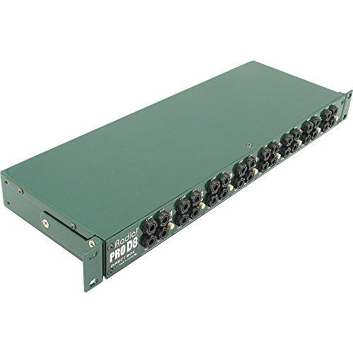 8 channel direct box - 4