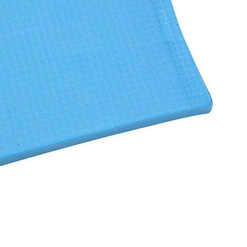 YXTech 1Pc 0.16 '' Inch Thick Yoga Mat Non slip Fitness Pad