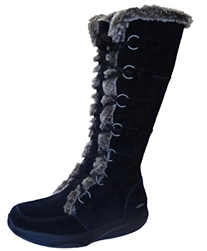 MBT Women's Koko High Boot,Black,39 EU/8-8.5 M US by MBT