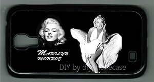 diyphonecase Samsung Galaxy S4 I9500 case Marilyn Monroe MM023 Samsung Galaxy S4 I9500 cases