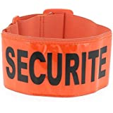 Brassard Fluo SECURITE - Patrol