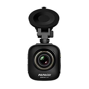 PAPAGO GoSafe S36 Car Dash Camera GoSafe S36 Super HD Dash Cam 1296P Car DVR, Car Cam, Night Vision, Black (GSS368GSC)
