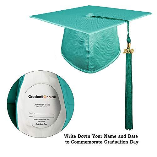 53e15e8ead GraduationMall Shiny Kindergarten   Preschool Graduation Gown Cap Set with 2019  Tassel