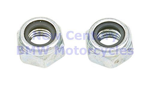 Bolt Metric Nylock Nuts (M8-10 Pack)