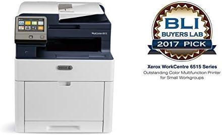Xerox WorkCentre 6515V_DNI Multifuncional Laser 28 ppm 1200 x 2400 ...