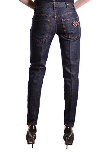 Dsquared2 Jeans Donna MCBI107051O Cotone Blu