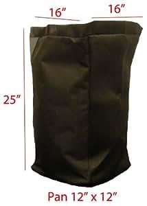 John Deere New Rear Rider replacement grass bag. Bag ONLY
