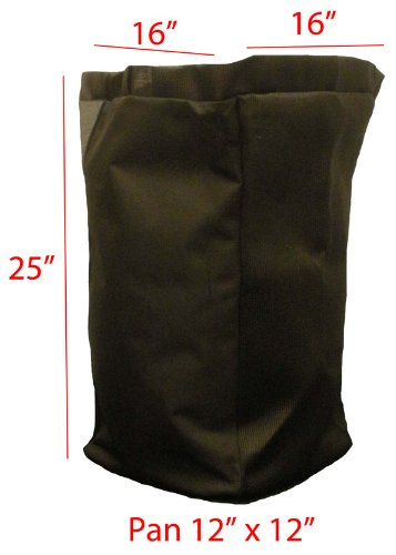 John Deere New Rear Rider replacement grass bag. Bag ONLY - Price is per single (Bagger Replacement)