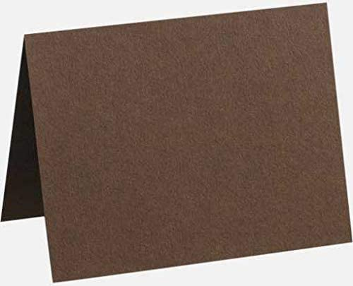 Pack of 50 5 1//2 x 8 1//2 A9 Folded Card