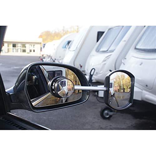 Leisurewize Suck-it see caravane Blind spot Miroir convexe de remorquage /&