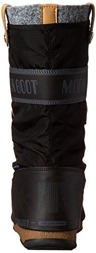Tecnica Moonboots Moon Boot W.E. Monaco Felt WP Nero (Nero 003)