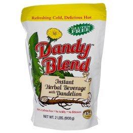 Dandy Blend, Instant Herbal Beverage with Dandelion, Caffeine Free, 2 lb (908 g)