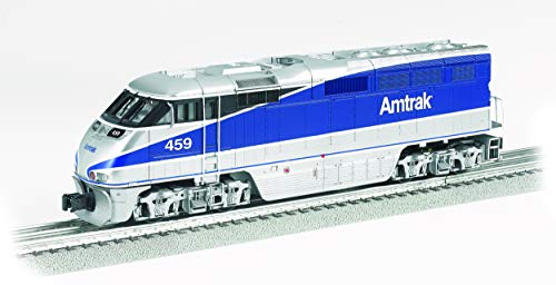 Bachmann Trains EMD F59PHI Locomotive with True Blast Plus Sound – Amtrak Pacific Surfliner #459 – O Scale, Prototypical…