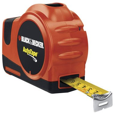 Black and Decker ATM100 Autotape Auto Tape Measure Powered Tape Rule