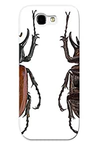 Hxlwxf-1230-ozutvij Case Cover, Fashionable Galaxy Note 2 Case - Animal Insect