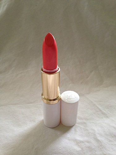 Estee Lauder New Pure Color Lipstick - # 25 Melon (Shimmer) - 3.8g/0.13oz Full Size