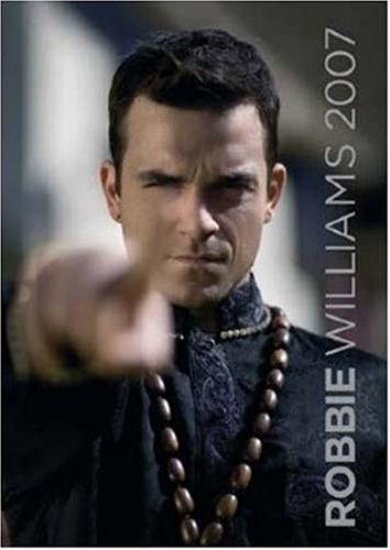 Robbie Williams 2007: Danilo Kalender