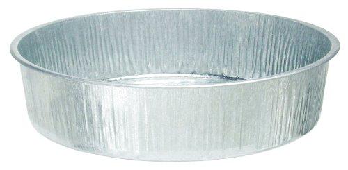 - Plews LubriMatic 75-751 Galvanized Utility Drain Pan - 3-1/2 Gallon (14 Quart) Capacity