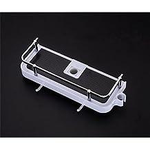 YunNasi Shower Caddy Bathroom Rack Storage Holder with Hook 25mm