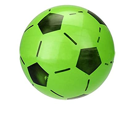 Beautyrain 1 PC Entrenamiento Balones De Fútbol Niños Inflation Balones De  Fútbol Elástico Fútbol De La 0c50dc71b49b