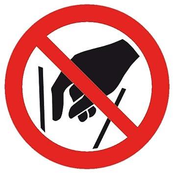 intratec prohibición de Caracteres No hineingreifen ...