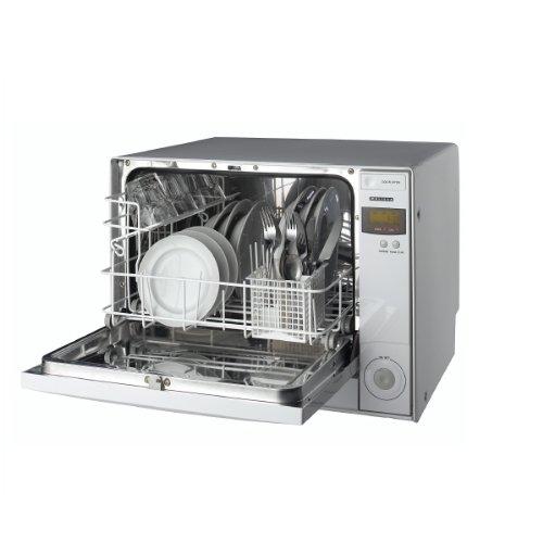melissa kompakter tisch geschirrspüler mini spülmaschine single