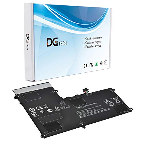 DGTECH AO02XL Laptop Battery Compatible with HP ElitePad 1000,ElitePad 1000 G2 Series,HSTNN-UB5O HSTNN-IB5O HSTNN-LB5O (7.4V/7.6V 31Wh) ()