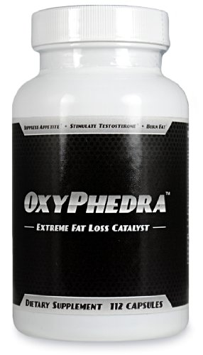 Oxyphedra - Muscle Building - Fat Burning - Appétit - Homme