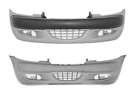 CPP - Carcasa frontal para 02 - 05 Chrysler PT Cruiser ch1000364: Amazon.es: Coche y moto