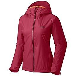 Mountain Hardwear 1591591 Women\'s Finder Jacket, Cranstand - M