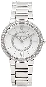 Michael Kors Casual Watch For Women Analog Stainless Steel - mk3959