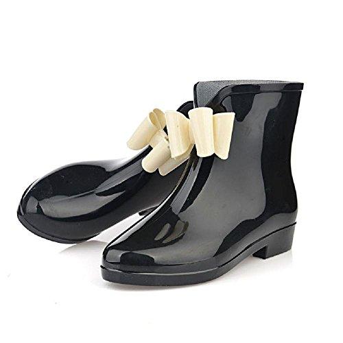 botas de moda Primavera damas Alger otoño lluvia 36 y nYfXxw7Zwq