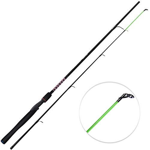 KastKing Brutus Fishing Rods, Spinning Rod 8ft -Medium Heavy - Fast-2pcs
