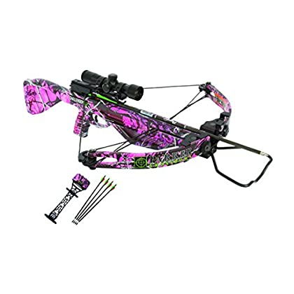 Image of Parker X402-IR Pink Challenger Multi Rectile Scope, Pink, 5.5mm