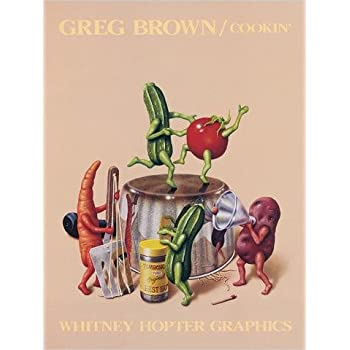Cookin By Greg Brown