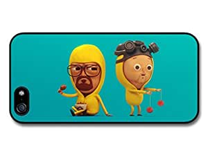 Breaking Bad Heisenberg Funny Minimalist Illustration Walter White and Jesse Pinkman Case For Sony Xperia Z2 D6502 D6503 D6543 L50t L50u Cover