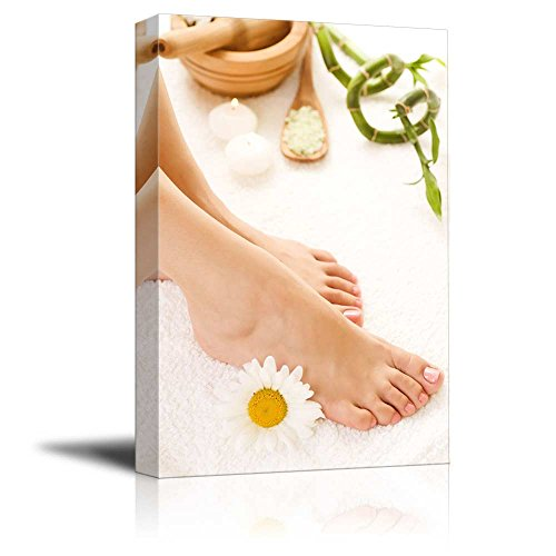 Foot Feet Spa Beauty Salon Wall Decor ation