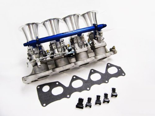 Individual Throttle Body - OBX ITB Individual Thorottle Body Fit For AP1 AP2 Honda S2000 W/ TPS Sensor