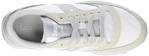 Jazz O Saucony Adulto Unisex Grey Scarpe Multicolore da White Running 5pxwqdU