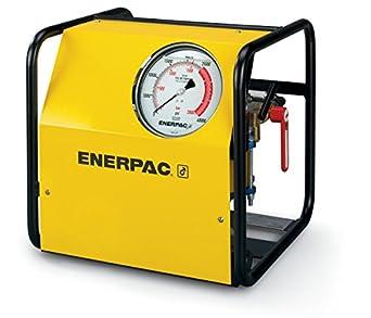 Enerpac ATP-1500 Ultra High Pressure Air Pump with 1500 Barometers Maximum Air Pressure