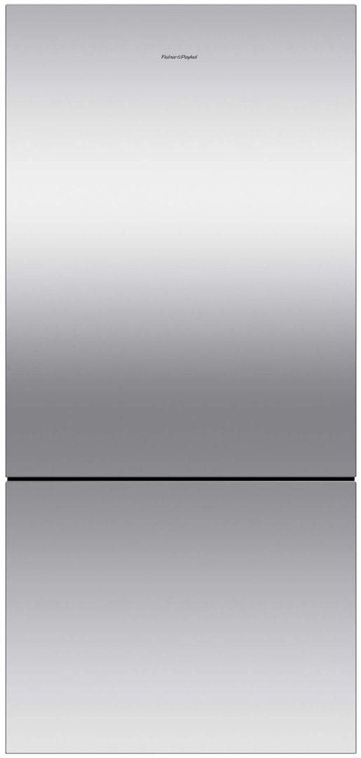 Fisher Paykel RF170BLPX6N 32 Inch Built In Counter Depth French Door Refrigerator
