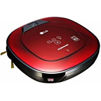 LG electronic ROBOKING R75AIM Cleaner Red color / 2 Camera / 2 Side brush / Auto charging / Home master