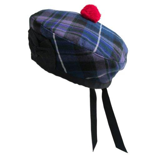 Honour Of Scotland Balmoral Tartan Kilt Beret 6 1 2 52