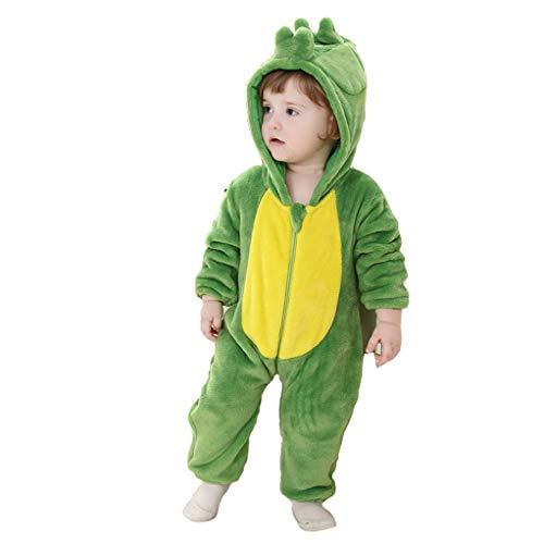 39858bad9 Amazon.com  CANDIDO Toddlers  Pajamas Unisex Baby Cosplay Animal ...