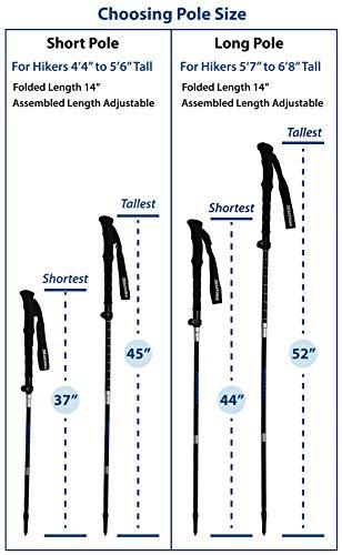 Buy sterling trekking poles