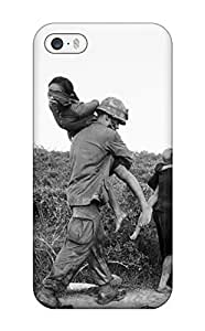 New Style 3391128K50282108 Series Skin Case Cover For Iphone 5/5s(photography Black And White)