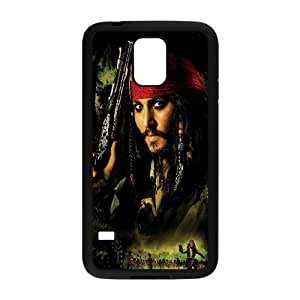 PCSTORE Phone Case Of Pirates of the Caribbean For Samsung Galaxy S5 I9600
