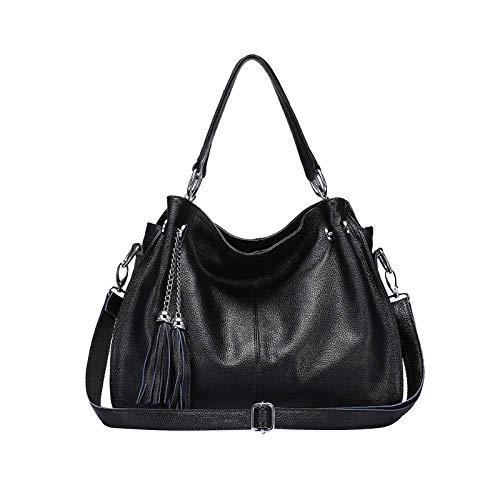 Dames Gland à Une Sac AJLBT Bandoulière Mode Simple Black Sac Décontracté De Main Sac épaule à PEwgz