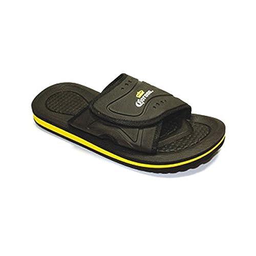 ae6013635 chic Mens Corona Big Sizes Sandals Slides Extra Men s Big Sizes Beach  Sandals